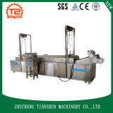 Ce Factory Supply Ss Electric Heated Snack Food Machine
