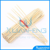 BBQ High Quality Round Bamboo Skewers and Bamboo Sticks