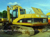 Used Hydraulic Caterpillar Excavator (320C)
