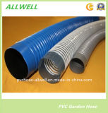 Plastic PVC Industrial Flexible Ventilation Hose Pipe 1""