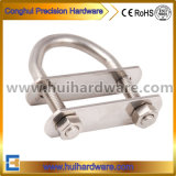 China High Quality Fastener U Bolt with Nuts for Trucks