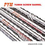 Extruder Screw and Barrel for Plastic Extruder