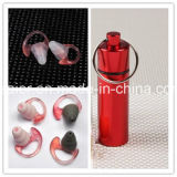 Hearing Protection Musician Soundproof Silicon Skeleton Sleeping Earplugs with Filter