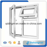 Energy Saving Double Glass PVC Window / UPVC Window/Plastic Window