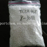 Trichloroisocyanuric Acid 90% Min TCCA for Water Treatment Chemicals