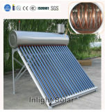 Instant Solar Water Heater (Heat exchanger in cylinder)