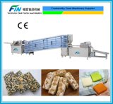 Candy Production Line for Sesame Candy, Chocolate Coating, Nougat, Milk Candy, Sugus, Square Shape Candy