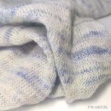 Cotton Blended Yarn with Space Spun Color Effect