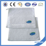 Embroidery White Hand Towel (SST1059)
