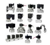 Normally Open and Normally Closed Solenoid Valve