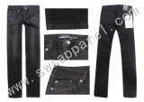 60% Cotton, 40%Poly Men's Stock Jeans (HQ5022)