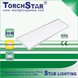 Hg Free Aluminum 36W 3000k SMD LED Panel Light for Commercial Use