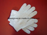 Safety Work String Knitted Cotton Glove