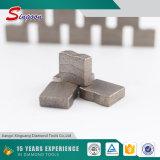 6.5mm Multi Blade Segment for Granite Cutting