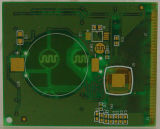 Gold Printed Circuit Board with RoHS (S-014)