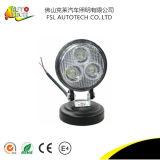 9W Round Spot LED Light for Car Vehicles
