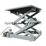 Hydraulic Stationary Scissor Lift for Workhouse Using