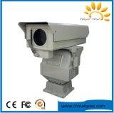 Detect 10km Fog Penetration Security PTZ IP Camera