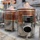 Conical Beer Fermenter for Sale China Manufacturer
