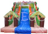 2016 New Inflatable Zoo Slide for Sale