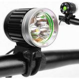 High Power 3*CREE Xm-L T6 Aluminum Bicycle Light