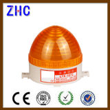 Amber Color AC 120V Rotary LED Warning Light