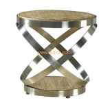 (CL-5001) Luxury Hotel Restaurant Villa Furniture Wooden Coffee Table