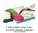 Vacuum Bag for Clothing and Bed