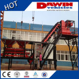 Yhzs25 25cbm/H Mobile Batching Machine with Chassis