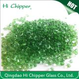 Dark Green Landscaping Glass Beads