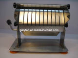 Manual Stainless Steel Hot Dog Sausage Slicer (GRT-HSS8)