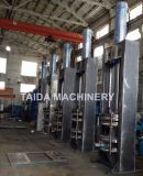 Motorcycle Tire Rubber Curing Vulcanizing Press Vulcanizer Machine Production Line