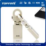 Hot Sale Metal USB Flash Drive Best Gift Mini USB Drives 8GB with Custom Logo