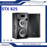 Stx 825 Dual 15 Inch Audio Professional Speaker Loudspeaker for Show