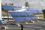 Pressure Heat Pipe Solar Concentrator
