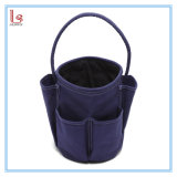 Wholesale OEM Portable Durable Round Garden Trimming Tool Bag