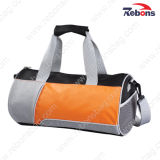 Small Round Duffel Bag for Traveling and Sports