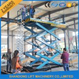 Stationary Hydraulic Lift Table with CE