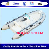 Rigid Hull Inflatable Boat (RIB350)