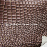 High Scratch Resistant Furniture PVC Leather (QDL-FV025)