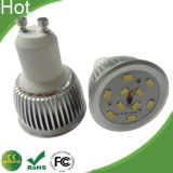 Spot Light Black/Silver GU10 SMD 5630 Spot LED