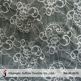 Top Satin Lace Fabric for Dresses (M1035)