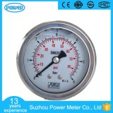 60mm Factory Price Oil Filled Pressure Gauge
