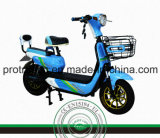 Lead-Acid Two Wheel Electric Scooter Steel Frame