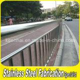 Strong Quality Stainless Steel Seaside Roadside Guardrail