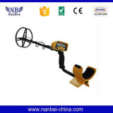 CE Approval Hand Hold LCD Display Underground Metal Detector