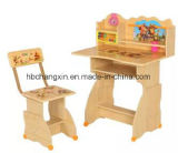 Height Adjustable Kids Desk and Chair Set with Low Price