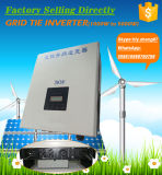 on Grid Wind-Solar Inverter for Hybrid Power System