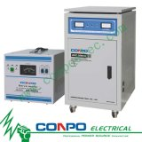 SVC Series Servo-Type Voltage Stabilizer or Regulator SVC-0.5/1/1.5/2/3/5/7.5/10/15/20/30/45/60kVA (New)
