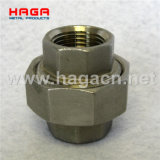 Forged Pipe Fitting Union with NPT Ends